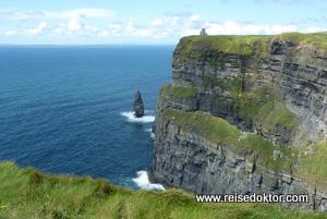 Steilklippen Irland