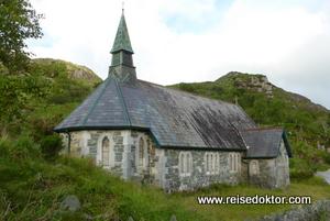 Steinkirche in Irland
