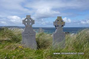 Irland, Steinkreuze Aran Inseln