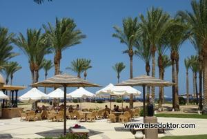 Strand im Grand Makadi Hotel