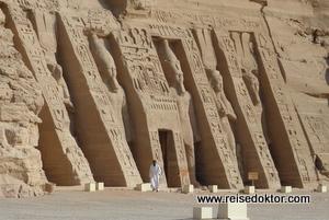 Abu Simbel Felsentempel