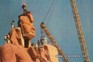 Abu Simbel Umsiedelung