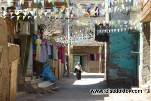 Gasse in Luxor