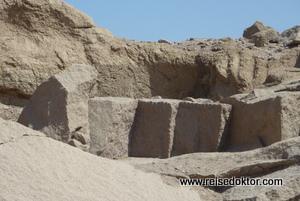 Granitsteinbruch in Assuan
