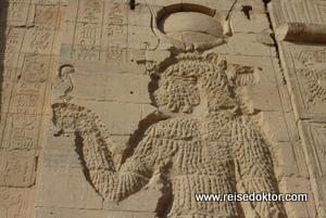 Isis Tempel in Assuan
