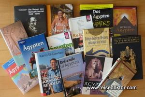 Literatur Nilkreuzfahrt