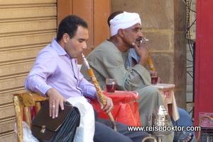 Männer in Luxor