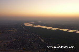 Luxor im Morgengrauen