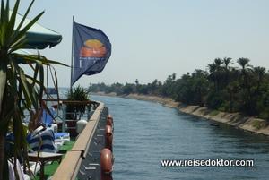 Nilkreuzfahrt von ETI