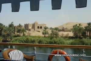 Nilkreuzfahrt Grand Cruises