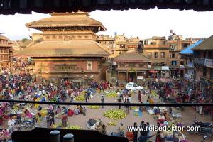 Bhaktapur - UNESCO Weltkulturerbe