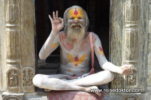 Brahmane in Nepal