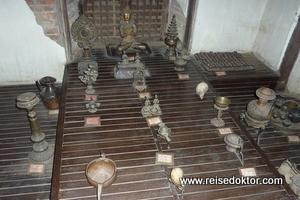 Bronzemuseum in Bhaktapur