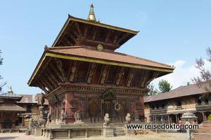 Changu Narayan - Nähe Kathmandu