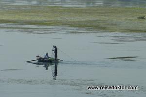 Fischer am Nil