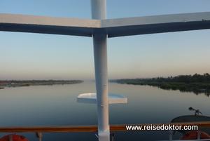 Der Nil - Nilkreuzfahrt