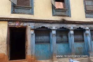Haus in Bhaktapur