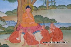 Gemälde Museum Bhaktapur