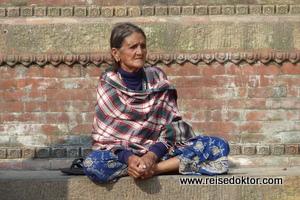 Menschen Nepal