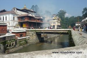 Pashupatinath bei Kathmandu