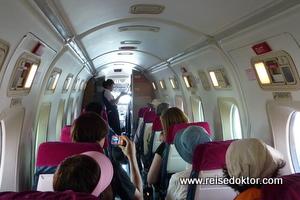 Rundflug mit Buddha Air