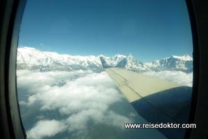 Rundflug Pokhara