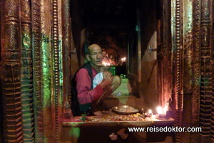 Tempel Bhaktapur, Lichterfest