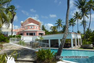 Blue Haven Hotel auf Tobago