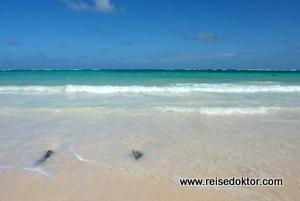 Dominikanische Republik, Strand Bavaro, Punta Cana