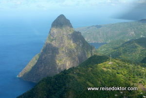 Les Pitons - St. Lucia