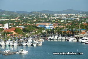 Oranjestad, Hafen von Aruba