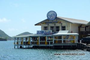 Restaurant St. Georges, Grenada