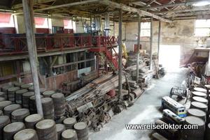 Rumfabrik auf Barbados