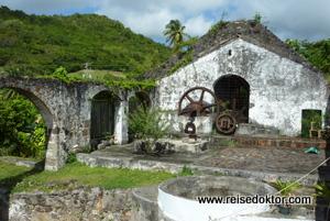 Rumfabrik Westerhall, Grenada