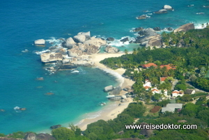 Traumhafter Strand, British Virgin Islands