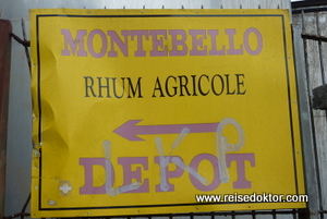 Destillerie Montebello Guadeloupe