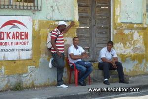 Dominikanische Republik, Reisen