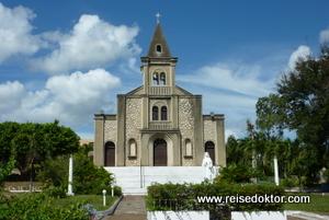 Kirche in La Romana, Dominikanische Republik