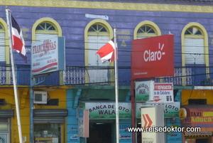 Urlaub La Romana, Stadtbesichtigung