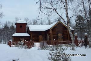 Wildmark Kirche Inari