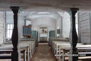 Wildmark Kirche Inarisee