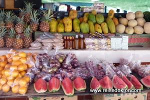 Curacao Markt