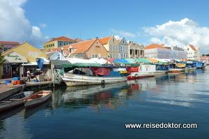 Schwimmender Markt, Curacao