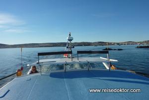Bootsfahrt Lüderitz