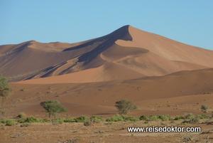 Sanddünen Namibia