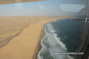 Dünen Rundflug Namibia