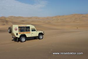 Living Desert Tour Swakopmund