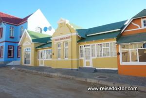 Lüderitz Zentrum
