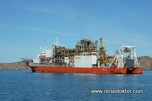 Minenboot Lüderitz