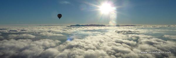 Namib Sky Ballonfahrt